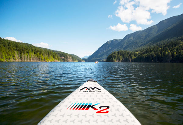 Enjoy your weekend trip with Aqua Marina kayaks
