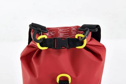 Aqua Marina Dry Bag - 90l (red) 2021