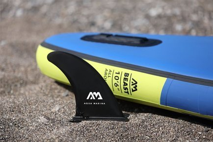 "Aqua Marina Slide-in 9"" Center Fin 2021"