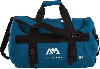 Aqua Marina - Waterproof Duffle Bag 50L - IPX6 (dark blue) 2021
