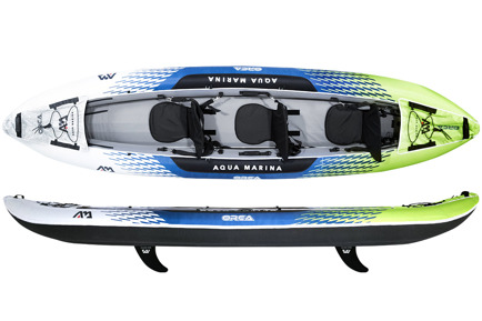 Inflatable kayak Aqua Marina ORCA